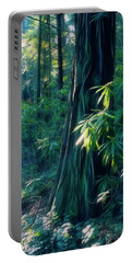 Sunshine In The Forest Portable Battery Charger