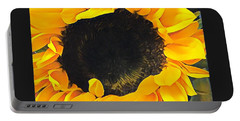 Portable Battery Charger featuring the photograph Sunshine On My Mind by Jessica Manelis