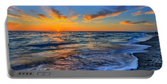 Portable Battery Charger featuring the photograph Sunshine Skies by Scott Mahon