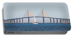 Sunshine Skyway Bridge #2 Portable Battery Charger