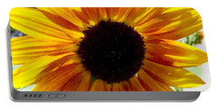 Sunshine Sunflower Portable Battery Charger