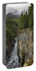 Sunwapta Falls Canyon Portable Battery Charger