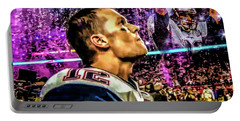 Super Bowl 52 - Tom Brady Portable Battery Charger