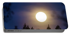 Super Full Moon Portable Battery Charger
