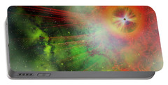 Super Massive Star Portable Battery Charger