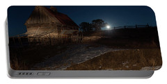 Super Moon Arising  Portable Battery Charger