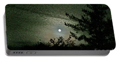 Super Moon Colors Portable Battery Charger