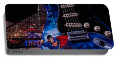 Superman Rocks Portable Battery Charger