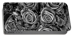 Supermarket Roses Portable Battery Charger