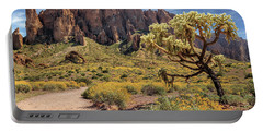 Superstition Mountain Cholla Portable Battery Charger