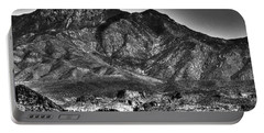 Four Peaks From Lost Dutchman State Park Portable Battery Charger
