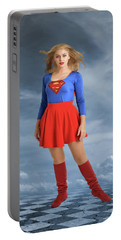 Superwoman Portable Battery Charger