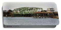Surf City Swing Bridge Portable Battery Charger