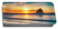 Surf Sunset Portable Battery Charger