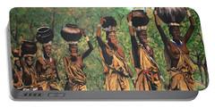 Blaa Kattproduksjoner        Surma Women Of Africa Portable Battery Charger