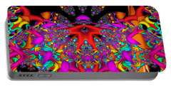 Portable Battery Charger featuring the digital art Surrender by Robert Orinski