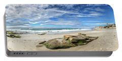 Portable Battery Charger featuring the photograph Surrounded By Beauty by Peter Tellone