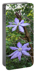 Susans Clematis Portable Battery Charger