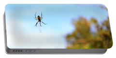 Suspended Spider Portable Battery Charger