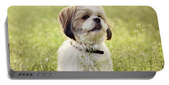 Sute Small Dog Portable Battery Charger