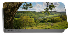 Swaledale Views Portable Battery Charger