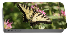 Swallowtail Butterfly 2016-1 Portable Battery Charger by Thomas Young