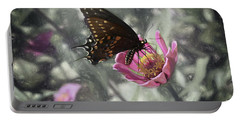 Swallowtail In A Fairytale Portable Battery Charger