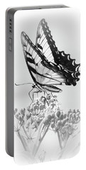 Portable Battery Charger featuring the photograph Swallowtail Splendor II by Anita Oakley