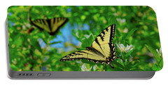 Swallowtails Portable Battery Charger