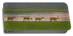 Swamp Deers Portable Battery Charger