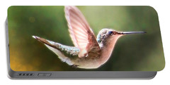 Swan Dive Hummingbird Portable Battery Charger