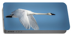 Swan Fly By Portable Battery Charger