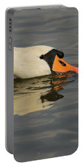 Swan Head  Portable Battery Charger