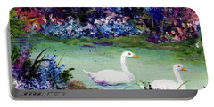 Swan Lake Portable Battery Charger