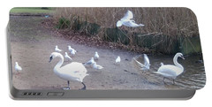 Swans 4 Portable Battery Charger