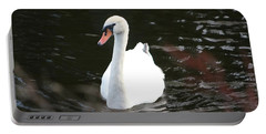 Swans-a-swimming Portable Battery Charger