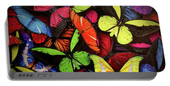 Swarm Of Butterfles  Portable Battery Charger