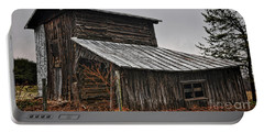 Sway Backed Barn Portable Battery Charger