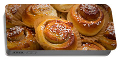 Kanelbulle Portable Battery Chargers