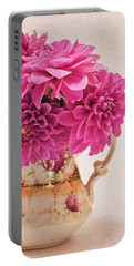 Sweet Blossoms Portable Battery Charger