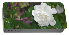 Sweet Gardenia Portable Battery Charger