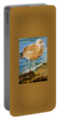 Sweet Gull Chick Portable Battery Charger
