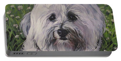 Sweet Havanese Dog Portable Battery Charger