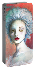 Sweet Love Remembered Portable Battery Charger by Terry Webb Harshman
