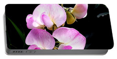 Sweet Peas In Bellingham Portable Battery Charger