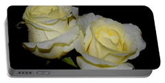 Friendship Roses Portable Battery Charger