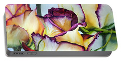 Sweetheart Roses Portable Battery Charger