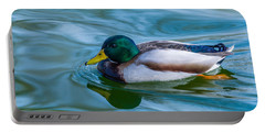 Swimming Duck Portable Battery Charger