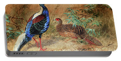 Swinhoe's Pheasant  Portable Battery Charger