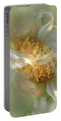 Flower Swirl.... Portable Battery Charger